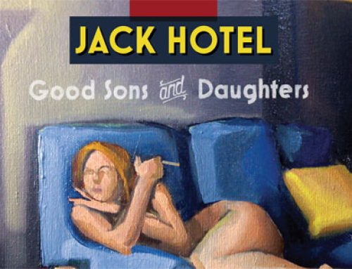 JACK HOTEL RECORD OUT MAY 23rd, 2015 FREE SAMPLES HERE!